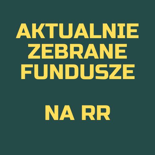 Zebrane fundusze na Radę Rodziców 2021/2022